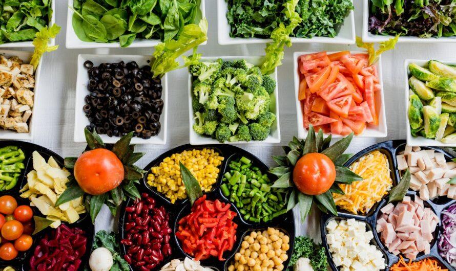 Výživa a její výběr ovlivňují řadu civilizačních onemocnění